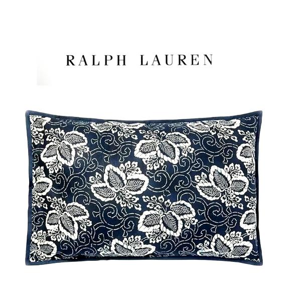 Ralph Lauren Durant Kira Print Batik Pillow Sham